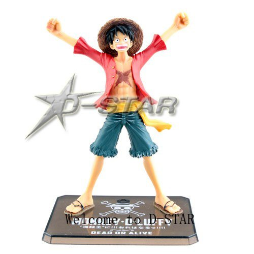 Free Shipping 3pcs One Piece Monkey D Luffy After 2 Years