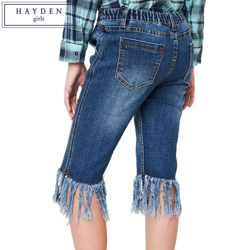 Compare Prices on Girls Denim Capris- Online Shopping/Buy Low ...