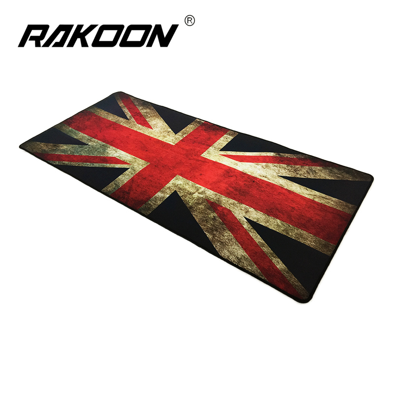Super Large Gaming Mouse Pad 400*900 mm Locking Edge Mouse Mat Keyboard Mat Desk Pad For CS Dota 2 Lol