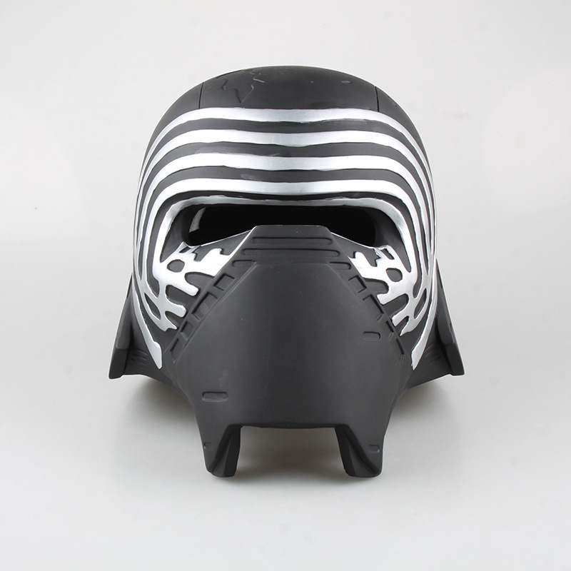 ALEN Star Wars Kylo Ren Adult Cosplay Mask Helmet 1:1 Resin Action Figure Collectible Model Toy Retail Box hellboy giant right hand anung un rama right hand of doom arms hellboy animated cosplay weapon resin collectible model toy w257