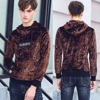 High Fashion Turtleneck Hooded  1