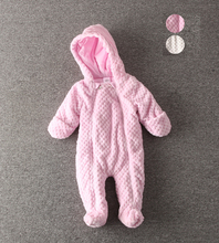 Autumn  winter  Baby Berry Romper Long Sleeve newborn baby clothes Cute Style Baby Costume  Newborn Baby Clothes Cotton lining