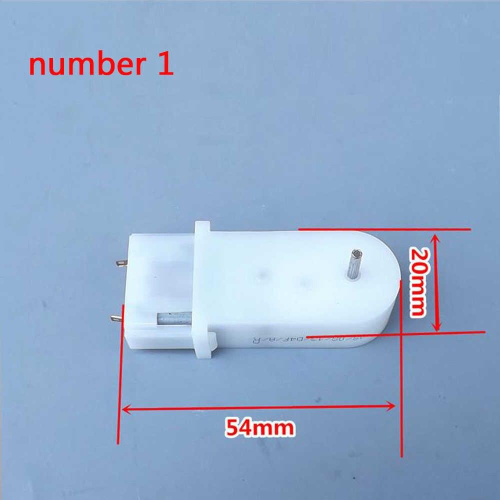 DC 3-6 V 80rpm 2mm Arbre à Engrenages CC Mini Moteur Électrique de Réduction de Vitesse 020 Moteur Réducteur pour bricolage Robot de Voiture Intelligente Petit jouet Modèles