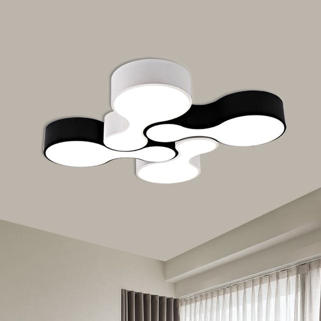 diy led home lighting. Brilliant Home Creative DIY Ceiling Light Acrylic LED Home Flush Mount Lights Fashion  Bedroom Living Room Lamp Inside Diy Led Lighting