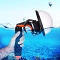 Водонепроницаемый купольный корпус для GoPro Hero 7/6/5 Black Divng, водонепроницаемый корпус, прозрачная купольная крышка для Gopro 5, аксессуары