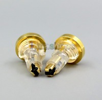 LN006273 To MMCX Female Converter Earphone Adapter For Sony MDR EX1000 EX600 EX800 MDR 7550