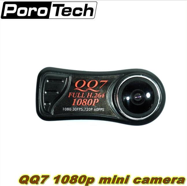 QQ7 Mini DV Camera Full HD 1080P Night Vision Portable Mini Camera Motion Detection Mini Camcorder Wide Angle Mini DV DVR