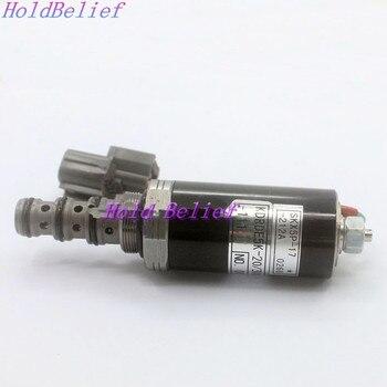 New Solenoid Valve KDRDE5K 20/30C12A 111 YN35V00004F1 For KOBELCO SK200 5 Free Shipping|valve|valve solenoid|  -