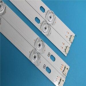 """Image 4 - 825mm LED תאורה אחורית מנורת רצועת 8 נוריות עבור LG INNOTEK DRT 3.0 42 """"_ A/B סוג REV01 REV7 131202 42 אינץ LCD צג 1 סט"""