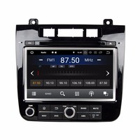 8Android 8.1 Car Radio DVD GPS Head Unit for VW Volkswagen Touareg 2010 2011 2012 2013 2014 2GB RAM Bluetooth WIFI Mirror link