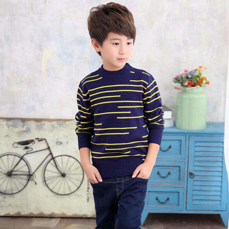 2018 Boys Sweater Children Clothing Long-sleeve Pullovers Autumn Baby Boys Sweater Kids Cotton Clothes Toddler Boys Winter Tops цена 2017