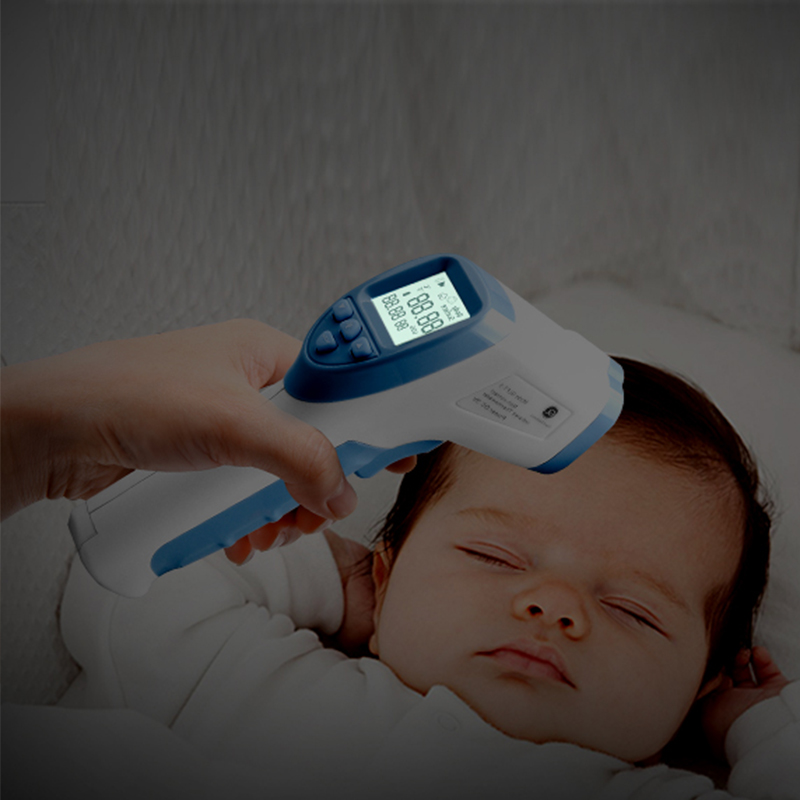 Electronic GL Forehead Infrared