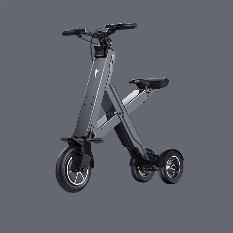 2017 X Cape XI CROSS PRO 50KM Foldable Electric Scooter Portable Mobility Scooter Adults electric bicycle