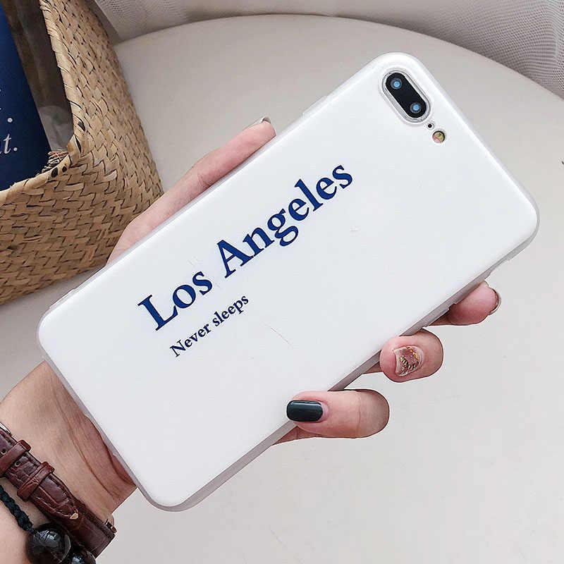 coque los angeles iphone 8 plus