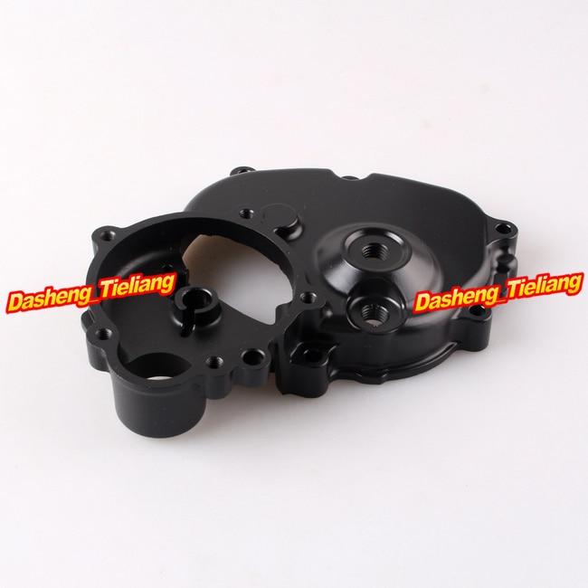 Motorcycle Stator Engine Crank Case Generator Cover Crankcase For Kawasaki Ninja ZX6R ZX 636 2009 2010 2011 Black