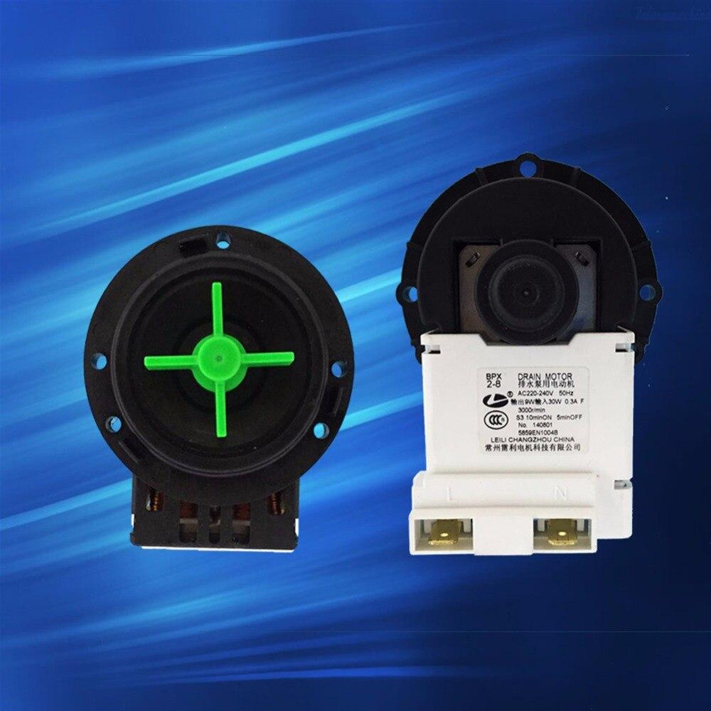 New original for lg samsung washing machine parts bpx2 8 for Lg washing machine pump motor