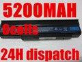 5200 mAh 11.1 V Laptop Battery AS09C31 AS09C71 AS09C75 Bateria Do Portátil Para Acer Extensa 5235 5635 5635G 5635ZG ZR6 5635Z
