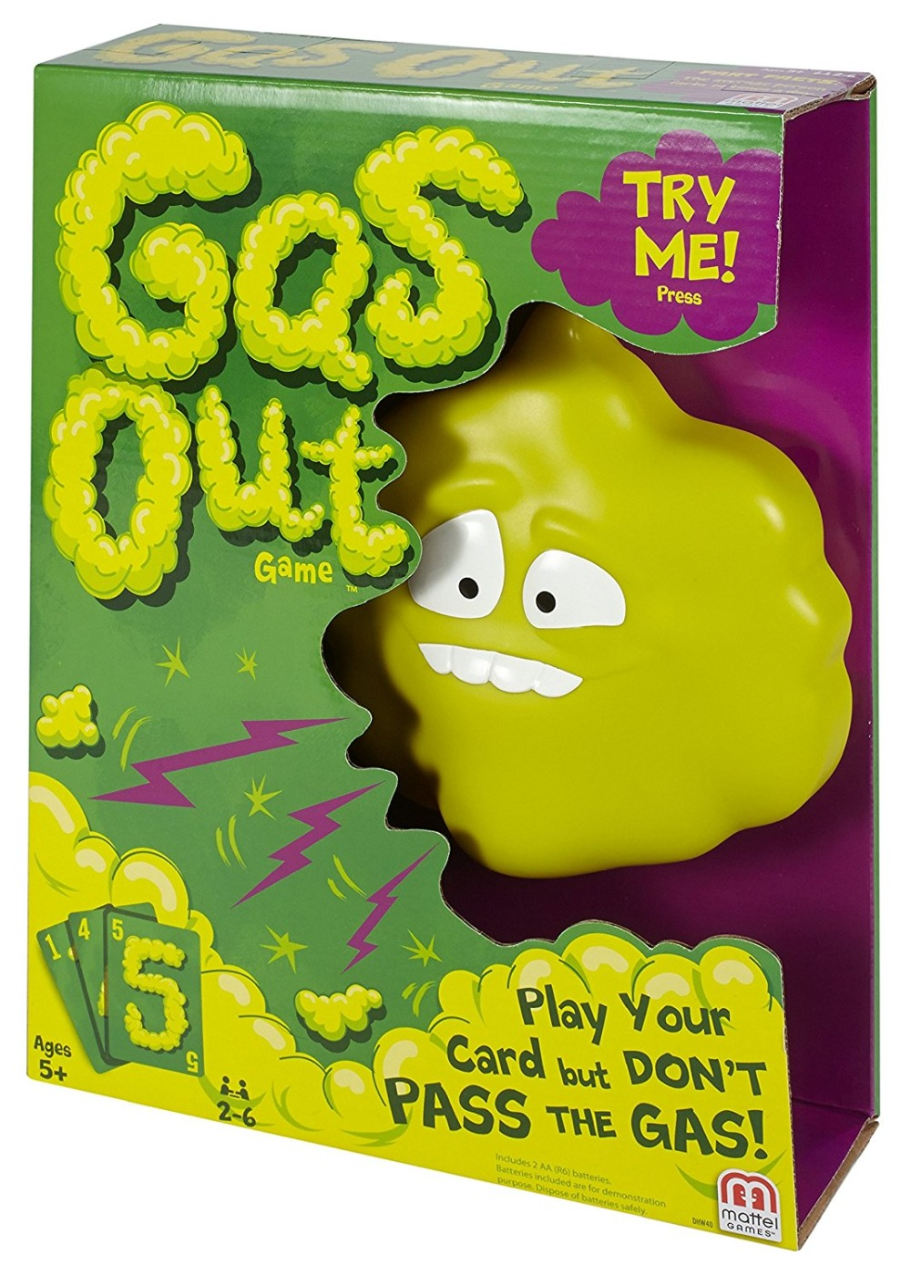 HEYFON Gas Out Game!Interactive Funny Toys. ...