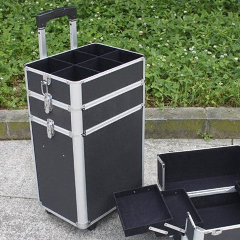 Бренд алюмінієва рама 4 в 1 візок - Сумки для багажу та подорожей - фото 6