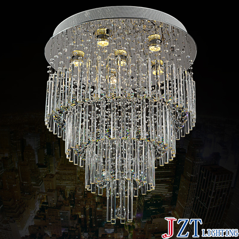 Z best price Luxury Ceiling Lamp Luster Duplex Spiral Stairs K9 Crystal Chandeliers Ceiling Chandelier with LED Bulb GU10 best price rectangular crystal chandeliers k9 crystal ceiling lamp lighting fixtures restaurant led lighting e14 free shipping