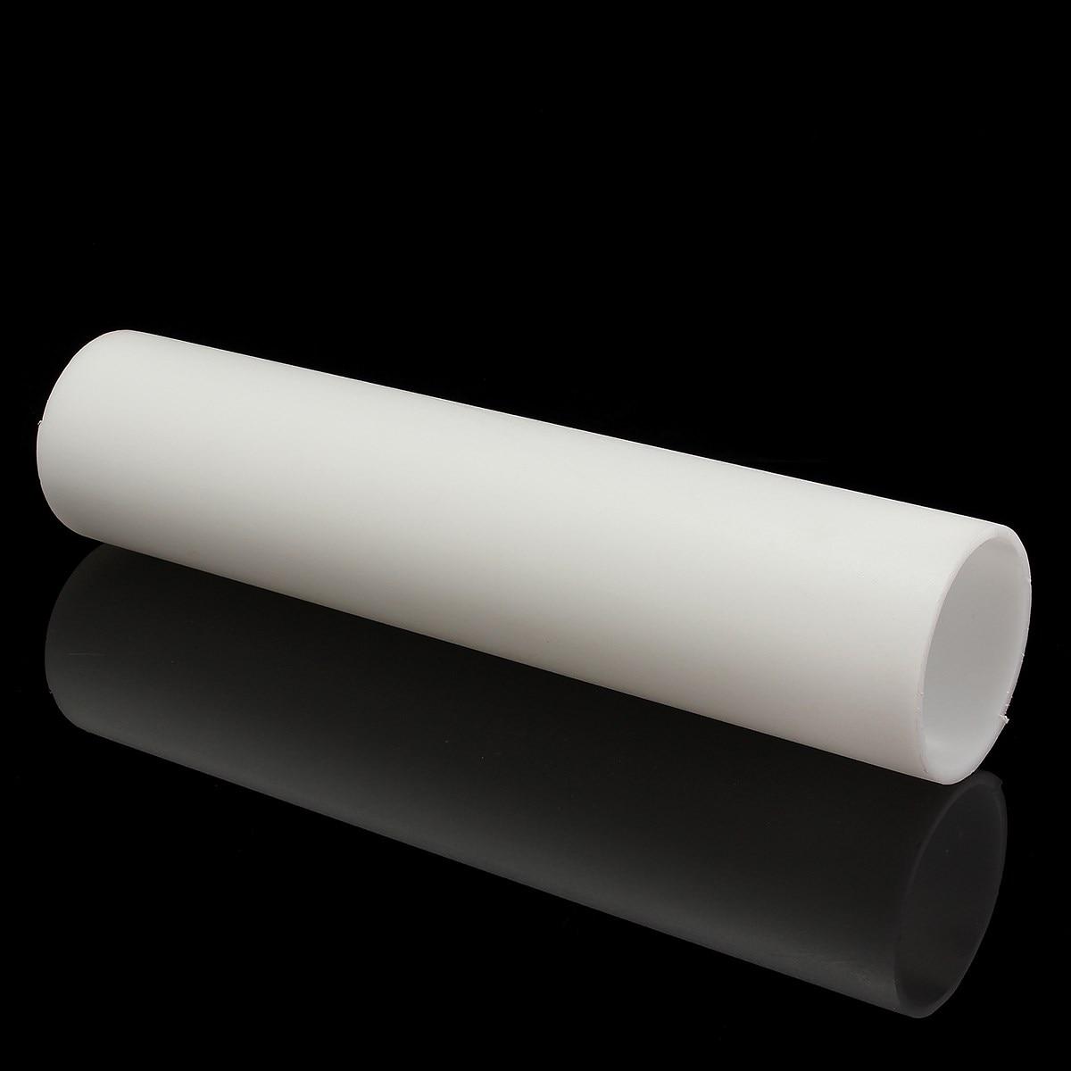 Hotte Aspirante Tube dedans 500mm/20 pouces 125x4x500mm en plastique tuyau conduit rond solide