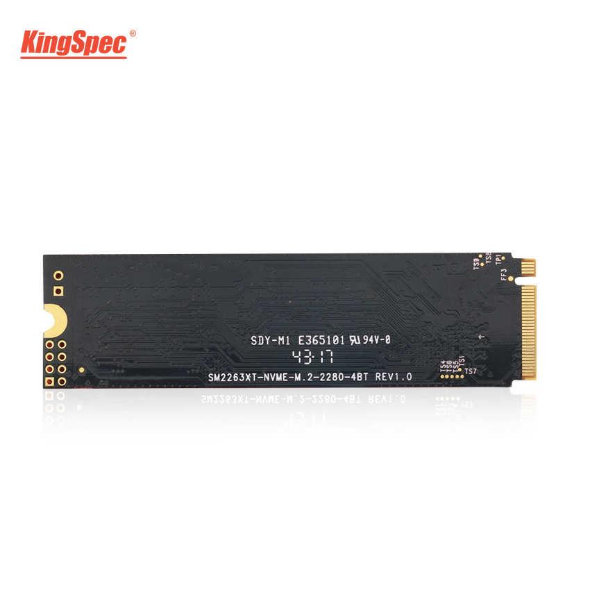 KingSpec M 2 22*80mm PCIE NVMe 120gb 128GB Internal Solid State drive Flash  Hard Disk m2 PCI-e nvme for desktop laptop tablet