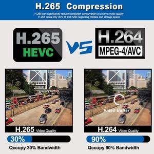 Image 4 - Smar HD H.265 1080P Camera IP 20FPS Ngoài Trời Chống Nước Đường Camera An Ninh 30 Chiếc Đèn LED Hồng Ngoại 15 25M XMEYE P2P Giá Rẻ ONVIF Nhựa