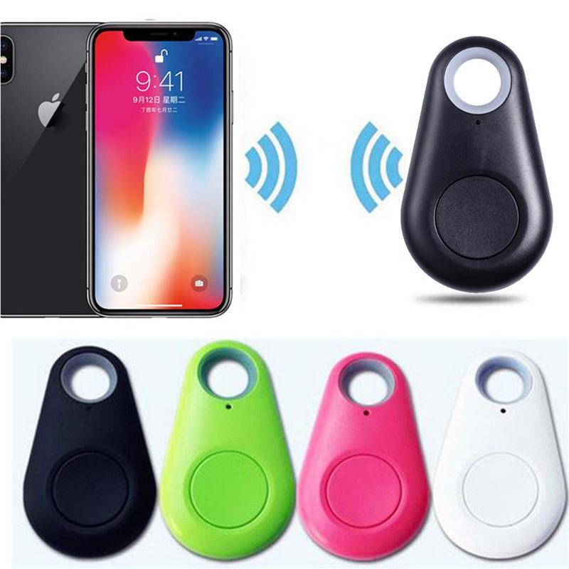 Mini Gps Tracker Car Smart Finder Key Finder Wireless Bluetooth GPS Tracker Anti Lost Alarm Smart Tag Child Bag Pet GPS Locator