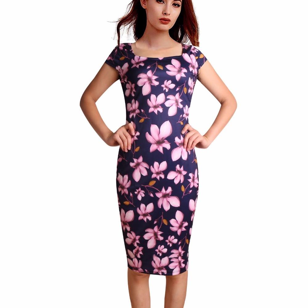 Plus size casual party dresses