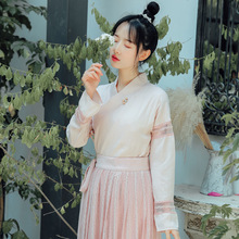 chinese dress qipao hanfu cheongsam traditional clothing for women shirt skirt