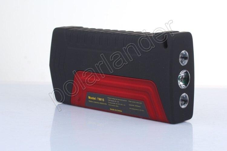 imágenes para Coche Coche banco de la energía Banco de la Energía de Emergencia Portátil Mini JumpStarter Batería Cargador para Auto y el Teléfono Móvil