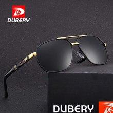 DUBERY de Alumínio e magnésio Óculos De Sol Dos Homens Polarizados óculos  de Sol Ao Ar 7b0d4923b6