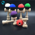 Envío libre Woodedn juguete KENDAMA Bola de Cuerdas Profesional Japón Japonés Juguete Bola KENDAMA juego Ocio Deportes al aire libre
