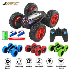 Image 5 - JJRC High Speed 3D Flip 2.4G Remote Control Stunt Drift Buggy Crawler Battery Operated Gift For Kids Multiplayer Machine Rc Car