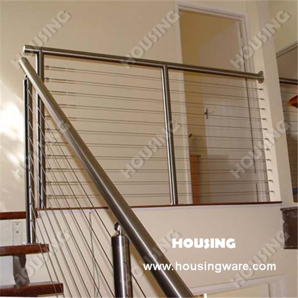 tensione in acciaio inox ringhiera filo cavo ringhiera balaustra in tensione in acciaio inox. Black Bedroom Furniture Sets. Home Design Ideas