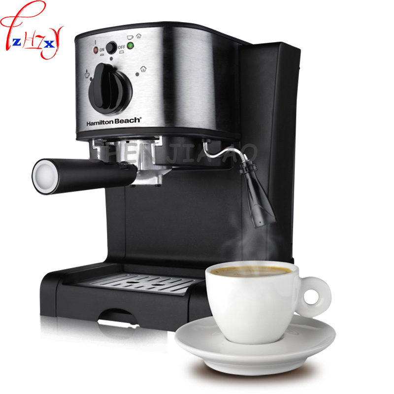 English In Italian: 1pc 220V 1350W Household Italian Coffee Machine 15 Bar