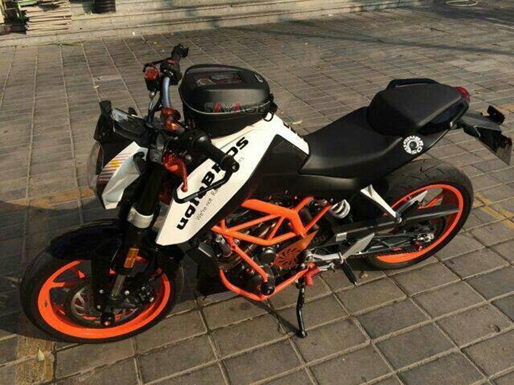 Luggage Bag For KTM 125 DUKE 200 250 390 Motocycle Accessories Motos Bike Tank Racing Bag Waterproof Multi Function - 5