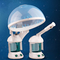 Multifunción 2 en 1 sauna peluquería vapor y vapor ozono facial vapor vaporizador Aroma Aromaterapia Mist SPA a base de hierbas pulverizador