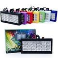 Мини DMX Sound Control 18 RGB LED Disco Party DJ Световое Шоу LED Строб Лампа Решетка Домашних Развлечений Проектор Освещения