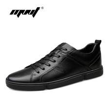 Купить с кэшбэком  Natural Leather Casual Shoes Men Loafers Handmade Quality Men Flats Shoes Spring/Autumn Sneakers Men Shoes Zapatos Hombre