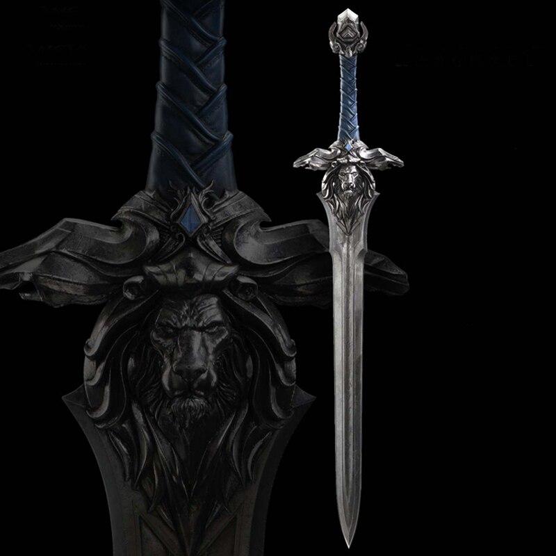 WOW меч Королевский Хранители передвигаясь крутые игрушки для взрослых бесплатная доставка не Sharp