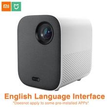 Xiaomi Mijia מקרן נוער מהדורה מלא HD 4K טלוויזיה וידאו Proyector 1080P Bluetooth עבור טלפון מחשב מוסיקה 3D סרט מקרן