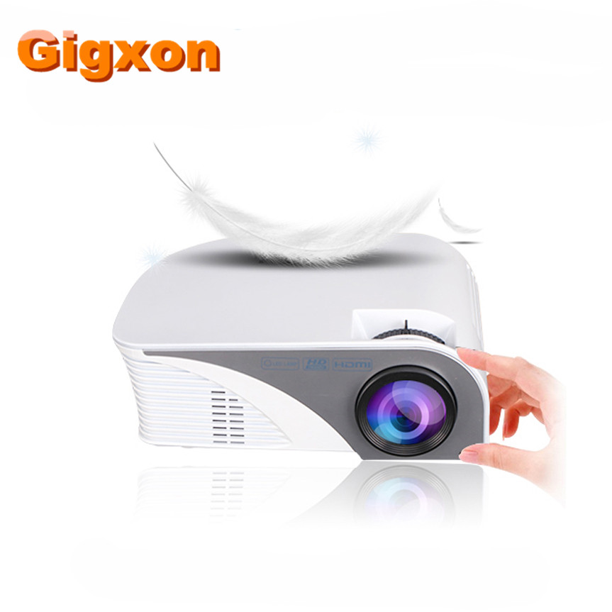 Buy gigxon g8005b new fashion product for Used pocket projector