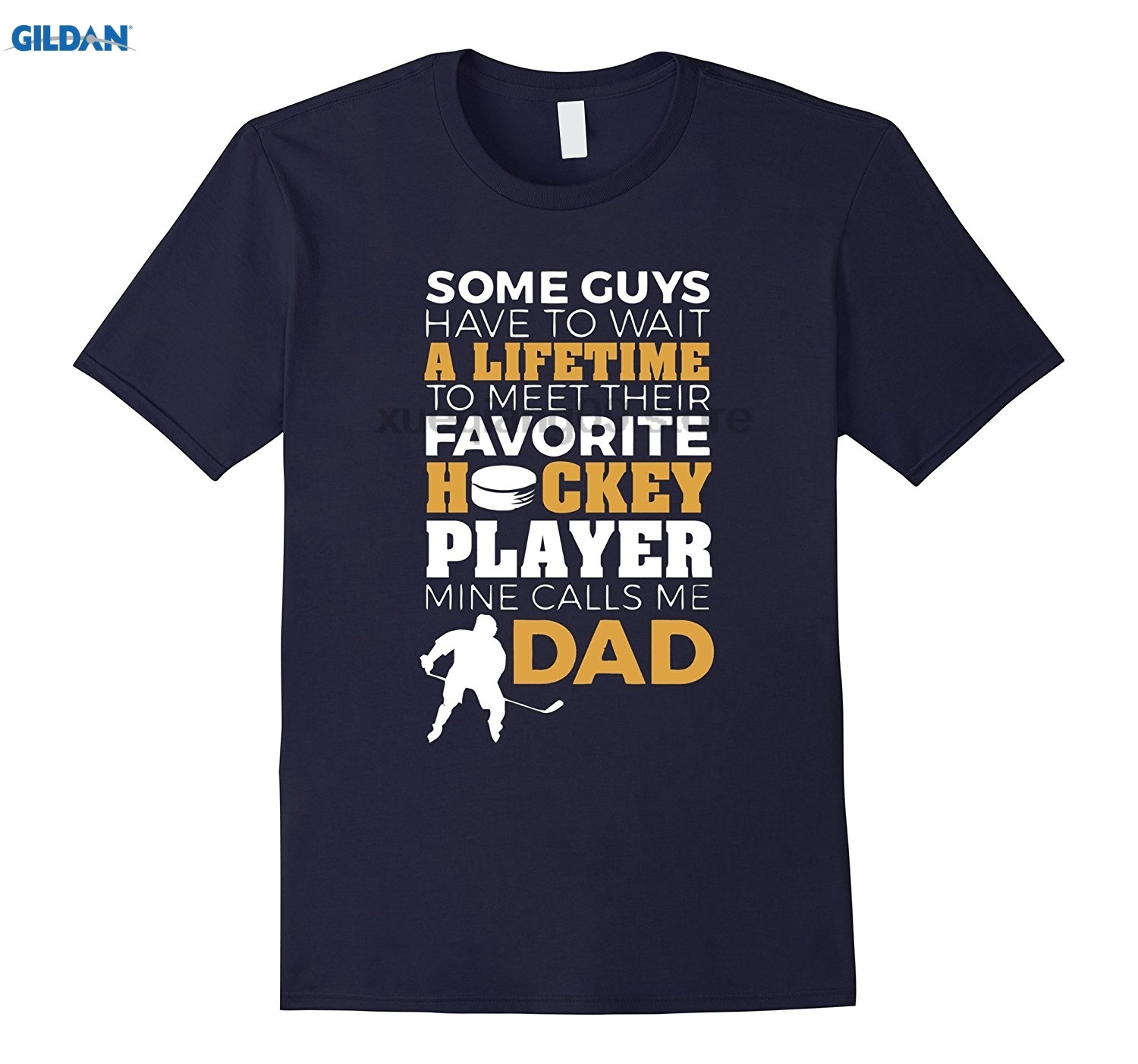 GILDAN Player Mine Calls Me Dad T Shirt Fathers Day Gifts