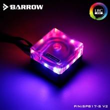 Barrow SPB17 S V2, 17W PWM Pumpen, LRC 2.0, DDC Serie, Metall Shell, manuelle Und PWM Speed Control Wasser Kühlung Pumpe