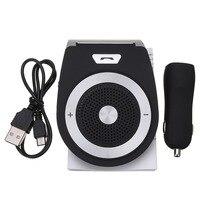 Wireless Bluetooth Hands Free Speakerphone Speaker Car Kit Handsfree Speaker Phone Support Bluetooth 4.1 EDR Wireless