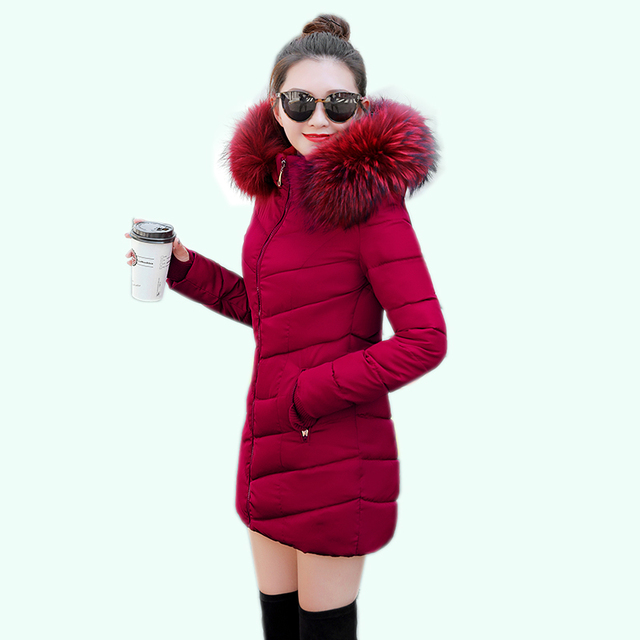 מזויף פרווה מעיילי נשים למטה מעיל חדש 2019 חורף מעיל נשים עבה שלג ללבוש חורף מעיל גברת בגדי נקבה מעילים מעיילי