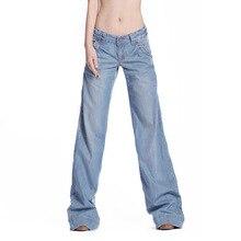 2017 Новой Весны и Лета стиль Джинсы Женские Брюки плюс размер 33 Женщин Свободные Широкие брюки Ноги