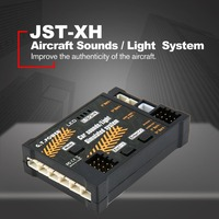 RC Aircraft Toy Module Sounds/Light Simulated System for Aircraft Drone Vehicle Remote Control Vehicle DIY Part