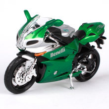 Maisto 1:18 Tornado 1130 green motorcycle diecast for benelli model toy men motorbike collecting 06189